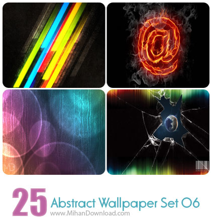 Abstract Wallpaper Set 06 دانلود مجموعه عکس انتزاعي Abstract Wallpapers Set 06