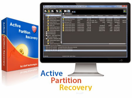 Active6 دانلود Active Partition Recovery Professional 14.0.1.1 نرم افزار بازگرداندن پارتیشن