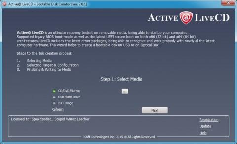 Active7 e1425230555805 دانلود Active LiveCD Professional 3.0 نرم افزار بازیابی اطلاعات