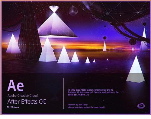 Adobe After Effect دانلود Adobe After Effects CC 2015 v13.5.1 نرم افزار ایجاد جلوه های بصری سینمایی