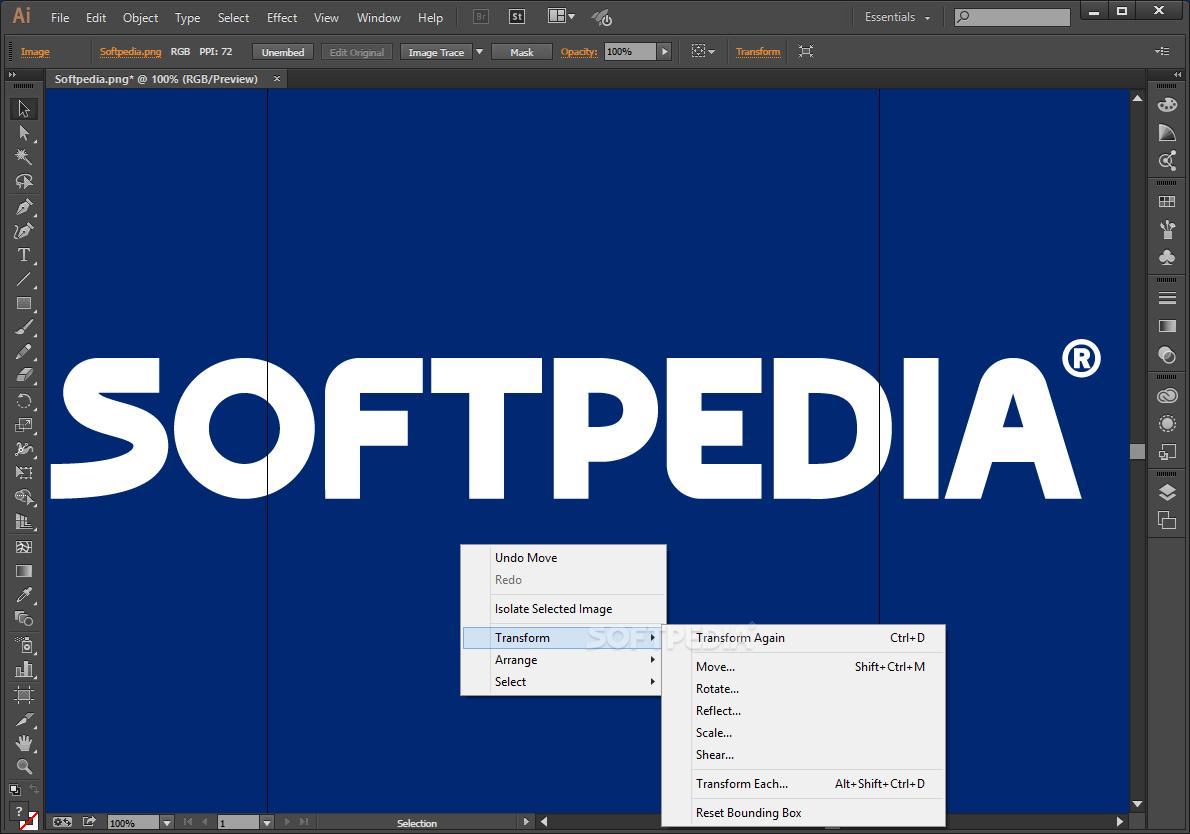 Adobe Illustrator 1 دانلود نرم افزار طراحی Adobe Illustrator CC 2015 19.2.1