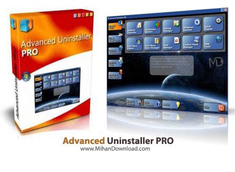 Advanced Uninstaller دانلود Advanced Uninstaller PRO 11.43 نرم افزار حذف کامل برنامه نصب شده