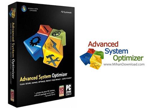 Advanced دانلود Advanced System Optimizer 3 5 1000 15646 نرم افزار بهینه ساز ویندوز