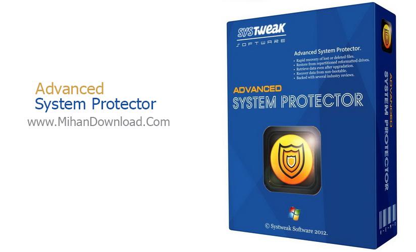 Advanced151 دانلود برنامه حفاظت از سیستم Advanced System Protector 2.2.1000.21070
