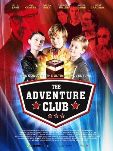 Adventure Club 2017 1 دانلود دوبله فارسی فیلم دیدنی و جذاب باشگاه ماجراجویی