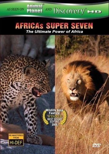 Africas Super Seven 2008 1 دانلود مستند هفت حیوان برتر آفریقا