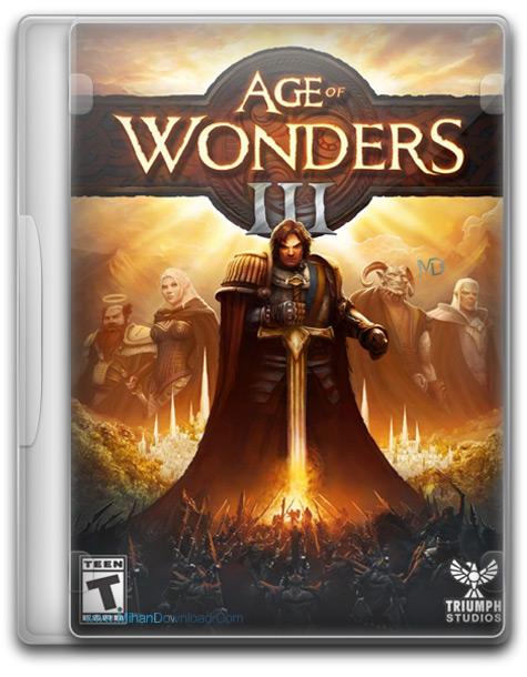 Age of Wonders III 1 دانلود بازی استراتژی ایزومتریک Age of Wonders III