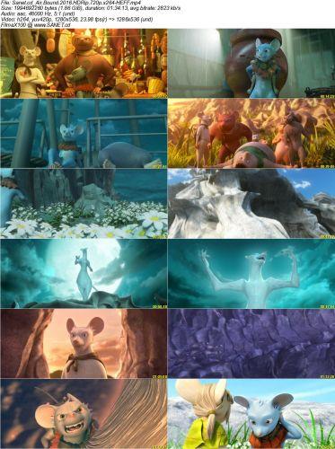 Air Bound 20161 دانلود دوبله فارسی انیمیشن گامبا