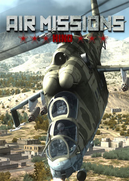 Air.Missions.HIND 1 دانلود بازی اکشن شبیه ساز Air Missions HIND