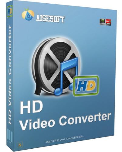 Aiseeso دانلود Aiseesoft HD Video Converter 8.1.6 نرم افزار تبدیل فرمت فایل های HD