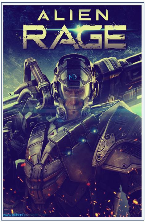 Alien Rage Unlimited 1 دانلود بازی Alien Rage Unlimited خشم بیگانگان