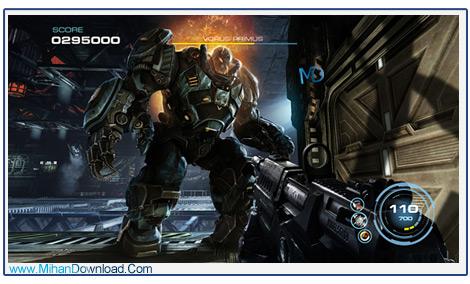 Alien Rage Unlimited 2 دانلود بازی Alien Rage Unlimited خشم بیگانگان