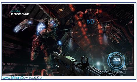 Alien Rage Unlimited 3 دانلود بازی Alien Rage Unlimited خشم بیگانگان