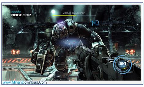 Alien Rage Unlimited 4 دانلود بازی Alien Rage Unlimited خشم بیگانگان