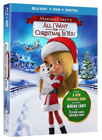 All I Want for Christmas Is You 2017 1 دانلود انیمیشن All I Want for Christmas Is You 2017