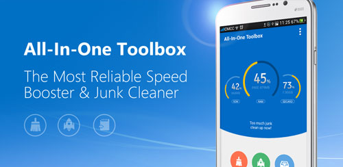 All In One Toolbox دانلود نرم افزار ابزارهای کاربردی All In One Toolbox Pro (Cleaner) 5.2.0.1 اندروید