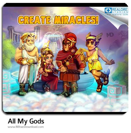All My Gods دانلود بازی All My God برای کامپیوتر