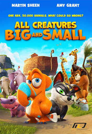 AllCreaturesBigAndSmall دانلود دوبله فارسی انیمیشن All Creatures Big and Small 2015
