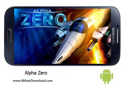 Alpha Zero دانلود Alpha Zero بازی مهیج صفر آلفا اندروید