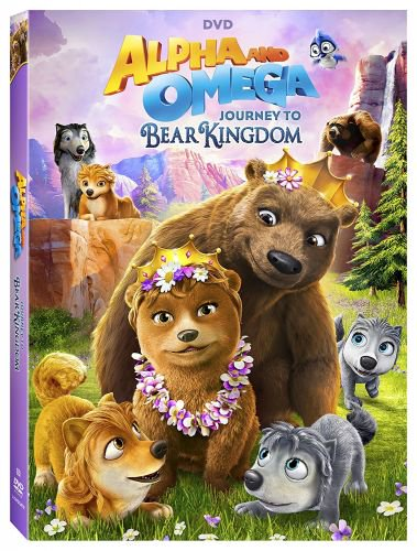 Alpha and Omega Journey to Bear Kingdom 2017 دانلود انیمیشن Alpha and Omega: Journey to Bear Kingdom 2017