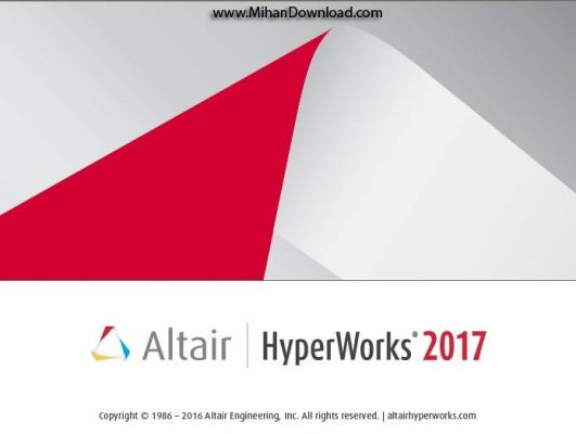 Altair HyperWorks 2017 icon e1510497922589 دانلود Altair HyperWorks 2017 نرم افزار تحلیل و مش بندی برای کامپیوتر