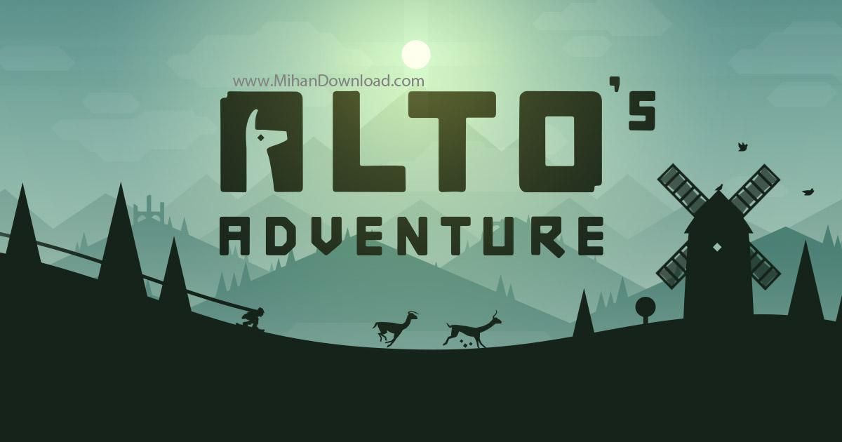 Altos Adventure icon دانلود بازی ماجراجویی آلتو برای آندروید + مود