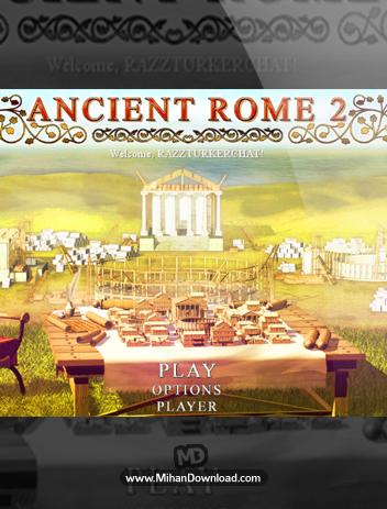Ancient Rome 2 دانلود بازی روم باستان Ancient Rome 2