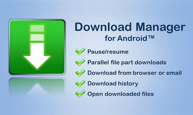 Android1 دانلود نرم افزار مدیریت دانلود Download Manager for Android 4.78.12011 اندروید