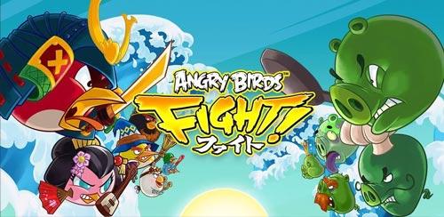 Angry Birds Fight دانلود بازی مبارزه پرندگان خشمگین Angry Birds Fight! 1.3.3 اندروید