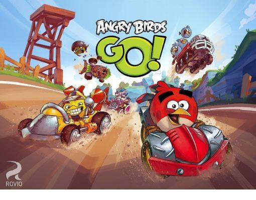 Angry Birds Go دانلود بازی Angry Birds Go 1.12.0 برای اندروید