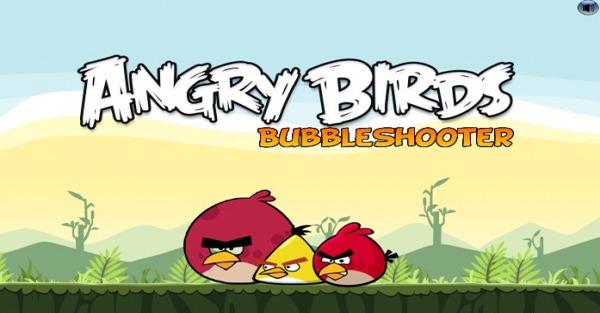 AngryBirdsBubbleShooter دانلود بازی پرندگان خشمگین Angry Birds POP Bubble Shooter 1.7.4 اندروید + مود