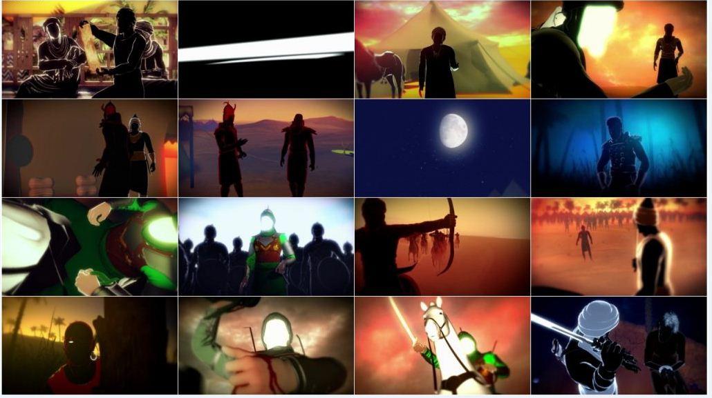 Animation Nasoor 2 دانلود انیمیشن عاشورایی ناسور