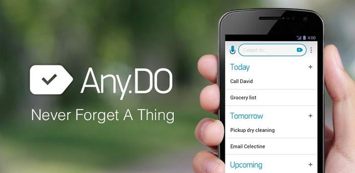 Any.Do header دانلود نرم افزار یادآوری برنامه های کاری Any.do To do List & Task List 3.4.8.2 اندروید