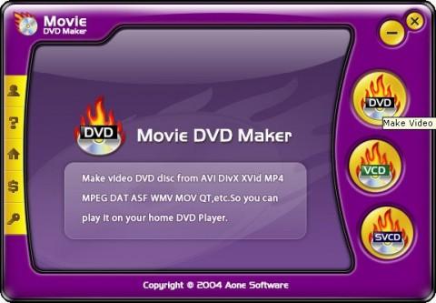 Aone e1419247483339 دانلود Aone Movie DVD Maker 2.9.1222