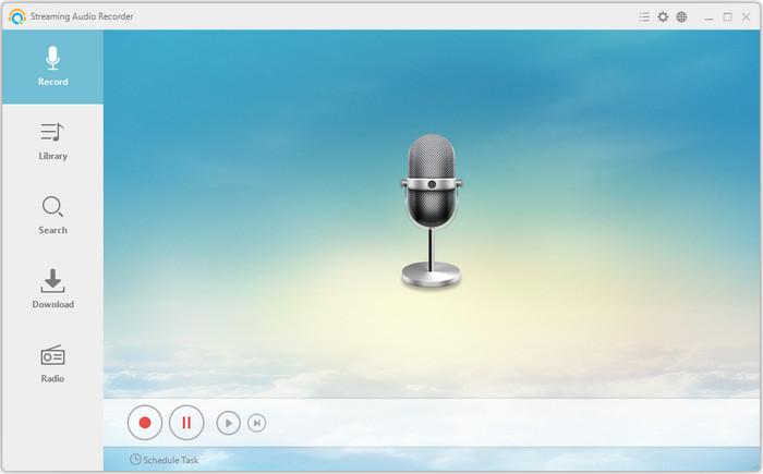 Apowersoft  دانلود Apowersoft Streaming Audio Recorder 4.0.3 نرم افزار ضبط موزیک های آنلاین