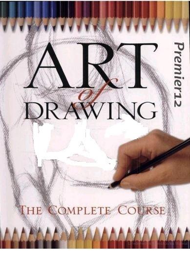 ArtOfDrawing دانلود کتاب آموزش هنر نقاشی و طراحی با مداد رنگی