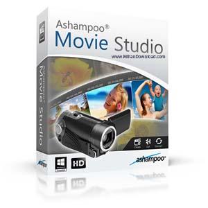 Ashampoo Movie Studio icon4 دانلود نرم افزار برای ادیت فیلم