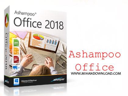Ashampoo Office 1 دانلود نرم افزار جایگزین مایکروسافت آفیس در ویندوز Ashampoo Office 2018 Rev 917.1121