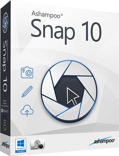 Ashampoo Snap 10 دانلود نرم افزار جهت فیلم دیدنی و جذاب برداری از دسکتاپ ویندوز