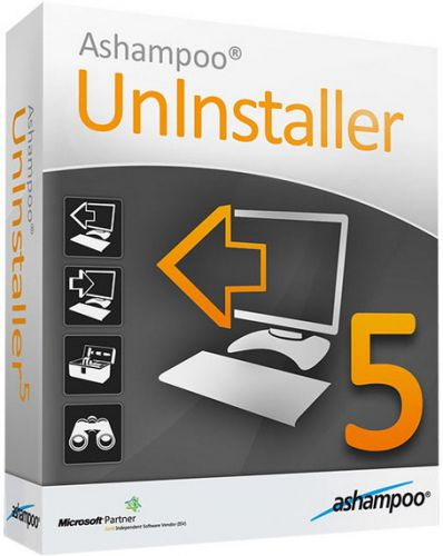 Ashampoo2 دانلود Ashampoo UnInstaller 5.04
