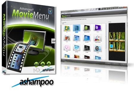 Ashampoo Movie Menu دانلود نرم افزار ساخت منو برای دیسک Ashampoo Movie Menu 1.0.0.37 Build 0071