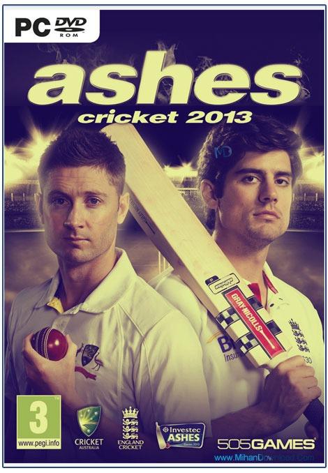 Ashes Cricket 2013 1 دانلود بازی مسابقات کریکت Ashes Cricket 2013 برای کامپیوتر