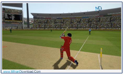Ashes Cricket 2013 2 دانلود بازی مسابقات کریکت Ashes Cricket 2013 برای کامپیوتر