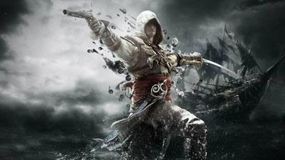 "Assassins Creed 4 Black Flag 2013 موسیقی متن بازی "" کیش یک آدمکش 4: پرچم سیاه ""   برایان تایلر"