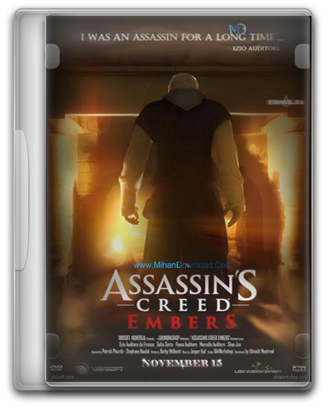 Assassins Creed embers دانلود انیمیشن دوبله شده ی خاکستر سوخته Assassins Creed embers