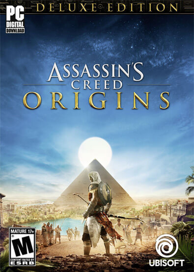 Assassinu2019s Creed Origins بازی Assassin's Creed Origins برای کامپیوتر