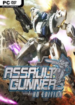 Assault Gunners HD Edition 1 دانلود بازی Assault Gunners HD Edition برای کامپیوتر