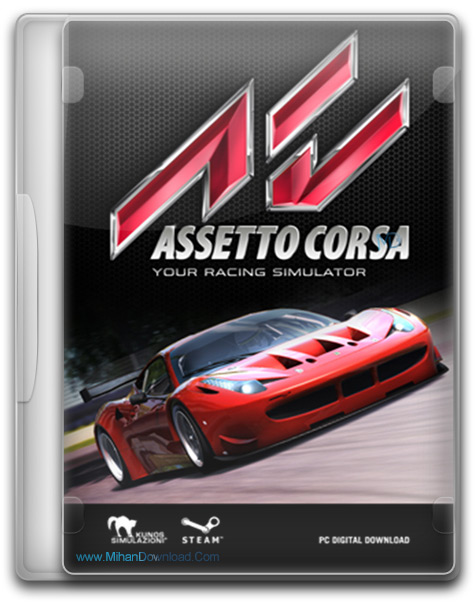 Assetto Corsa Early Access 1 دانلود بازی Assetto Corsa Early Access