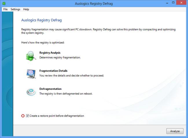 Auslogics 1 دانلود Auslogics Registry Defrag 9.0.1.0 DC 28.08.2015 نرم افزار بهینه سازی ریجستری