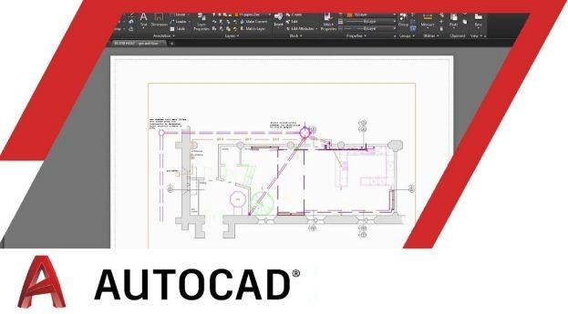 AutoCAD 2019 Tutorial Series دانلود فیلم آموزش اتوکد 2019